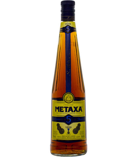 Metaxa Brandy 5 Star 84