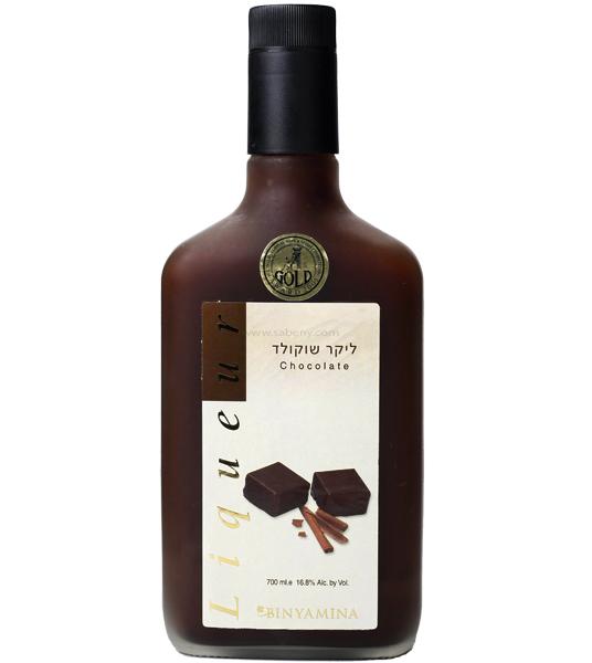 Binyamina Liqueur Chocolate