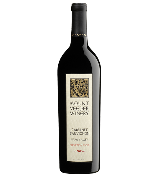 Mount Veeder Winery Cabernet Sauvignon Napa Valley