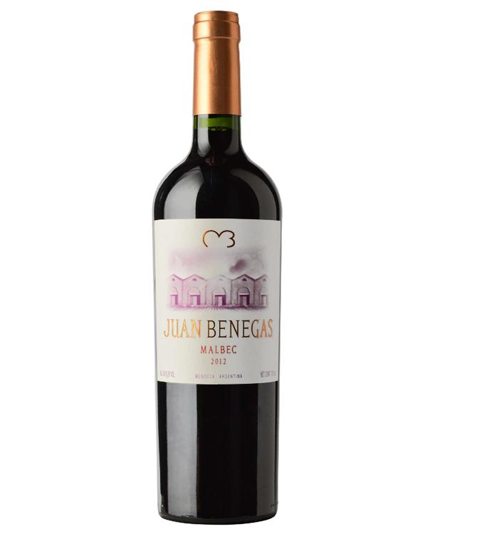 Bodega Juan Benegas Mendoza Malbec