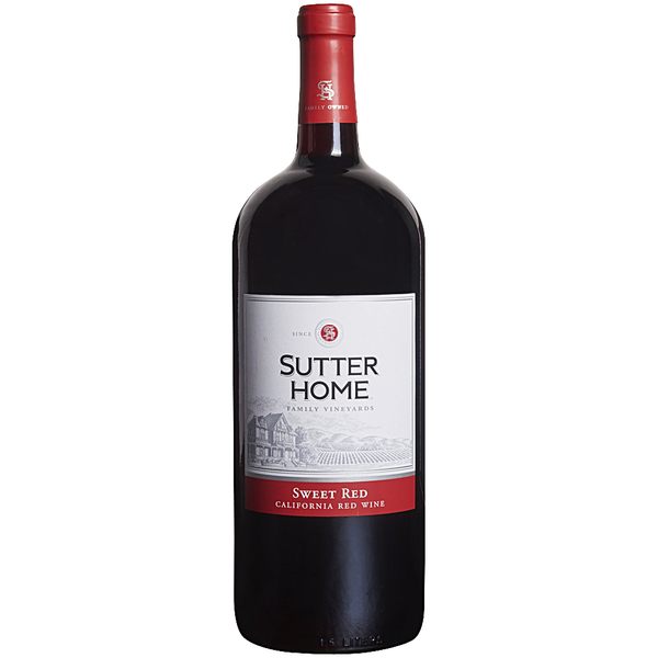Sutter Home Sweet Red 1.5 Size