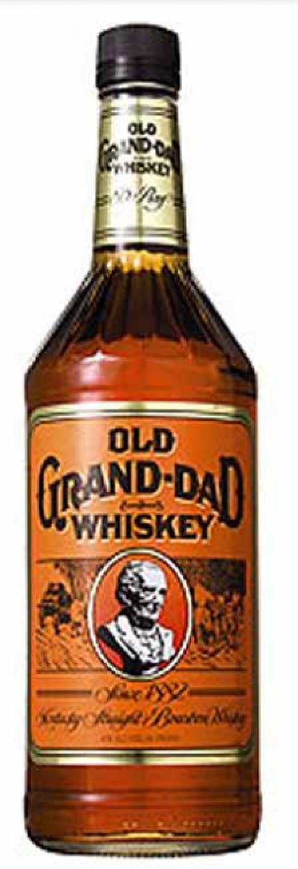 Old Grand Dad Bourbon Whiskey 80