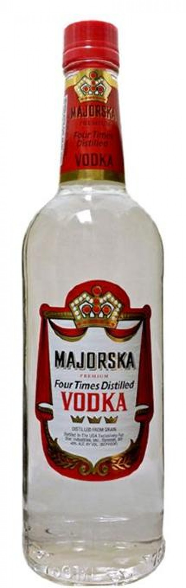 Majorska Vodka 80