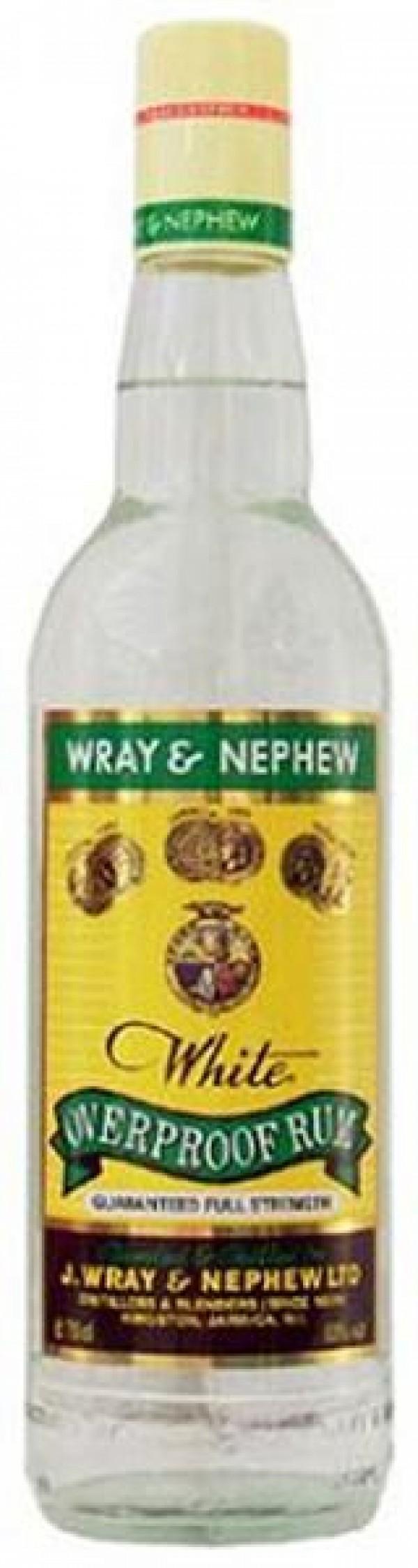 Wray & Nephew Rum White Overproof