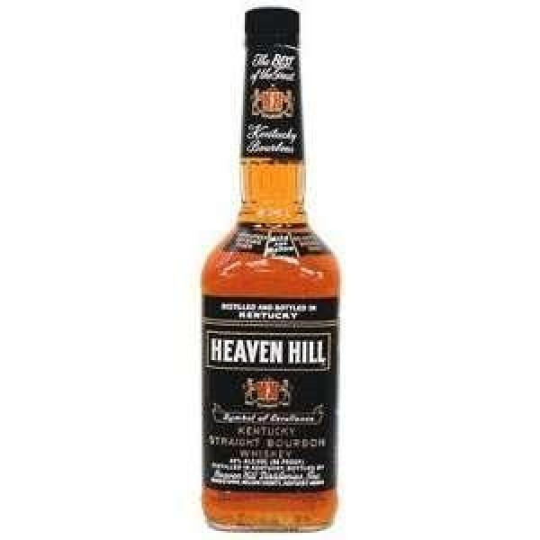 Heaven Hill Bourbon Black 10 Year Old 86