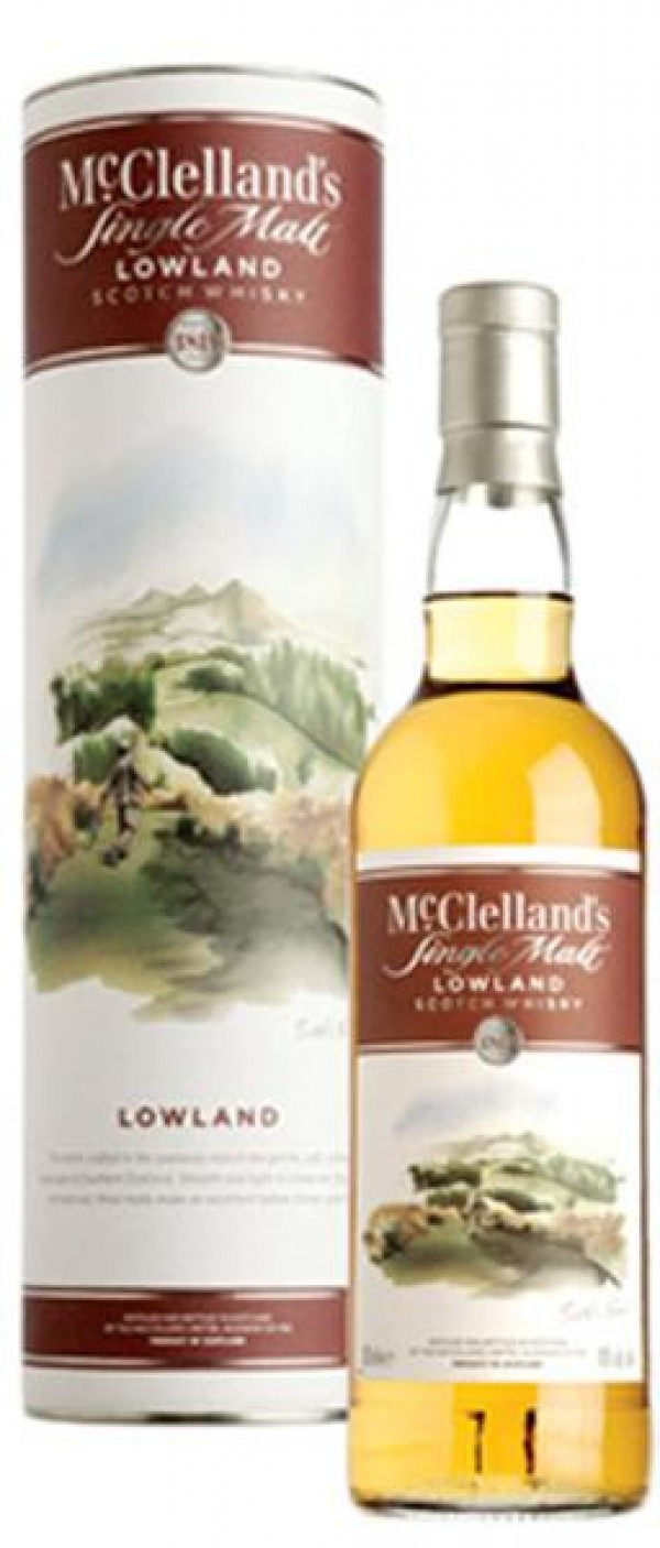 Mcclelland's Scotch Single Malt Lowland