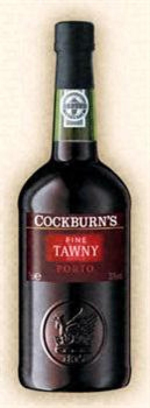 Cockburn Porto Fine Tawny