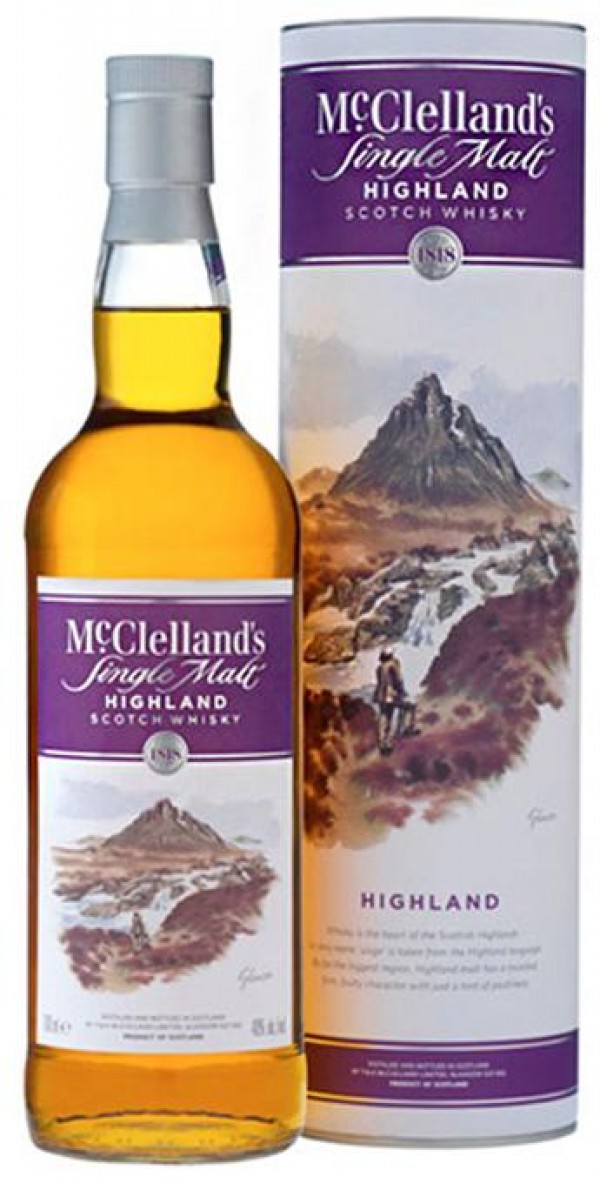 Mcclelland's Scotch Single Malt Highland