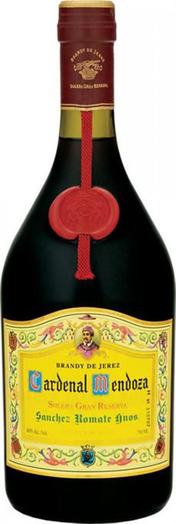 Cardenal Mendoza Brandy de Jerez Clasico