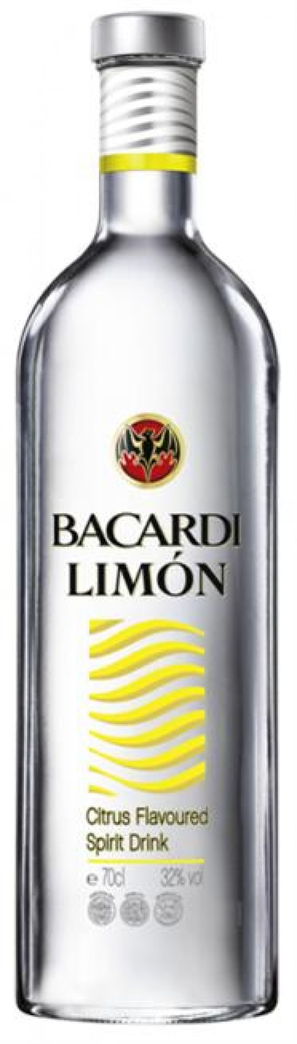 Bacardi Rum Limon