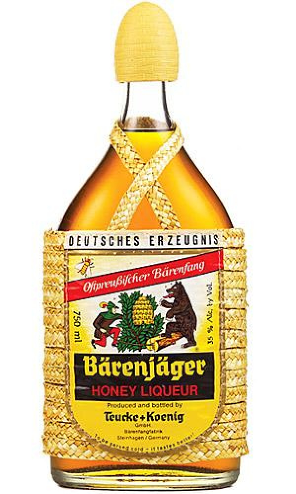 Barenjager Liqueur Honey