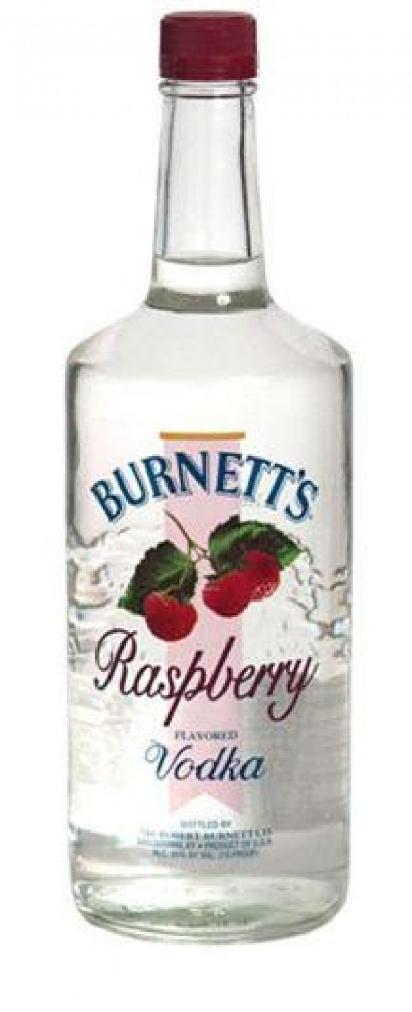 Burnett's Vodka Raspberry