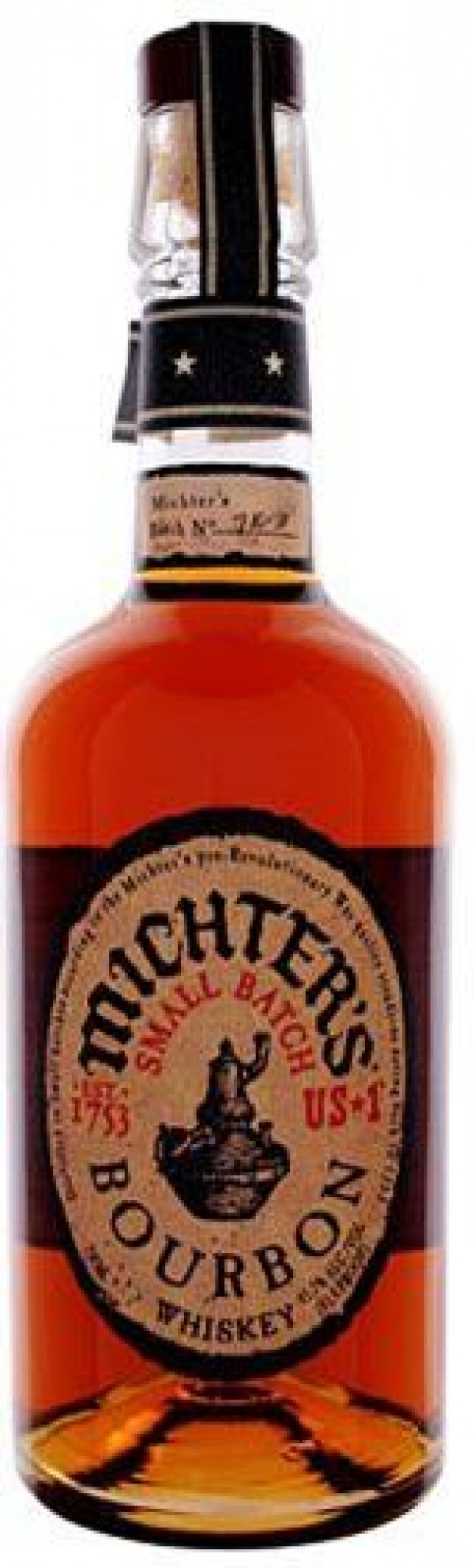 Michter's Bourbon Whiskey Small Batch US*1