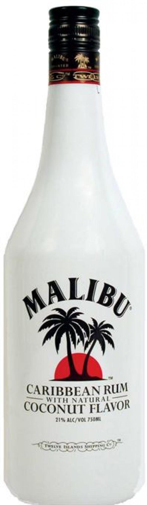 Malibu Rum Original With Coconut
