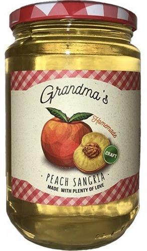 Grandma's - Peach Sangria