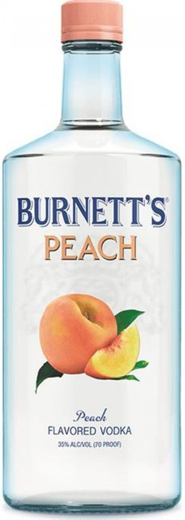 Burnett's Vodka Peach