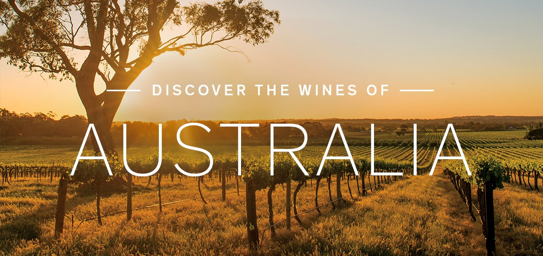 Discover the wines of Australia