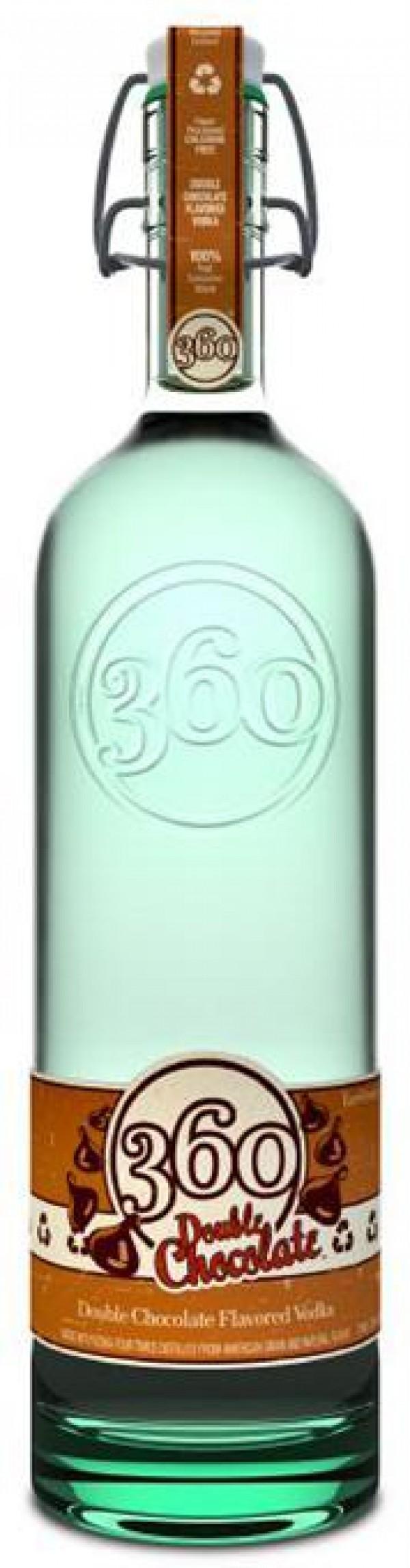 360 Vodka Double Chocolate