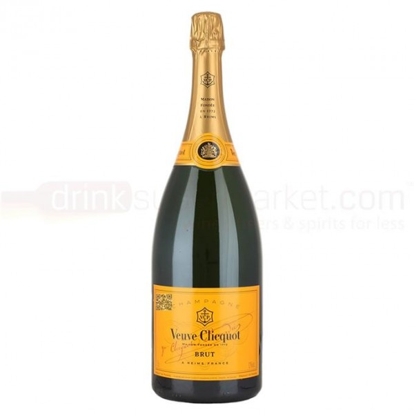 Veuve Clicquot Champagne Brut Yellow Label