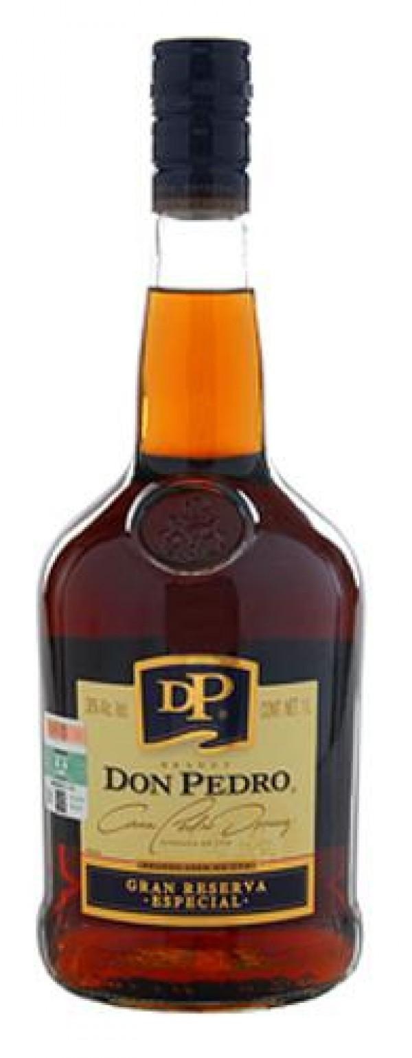Don Pedro Brandy Reserve Especial