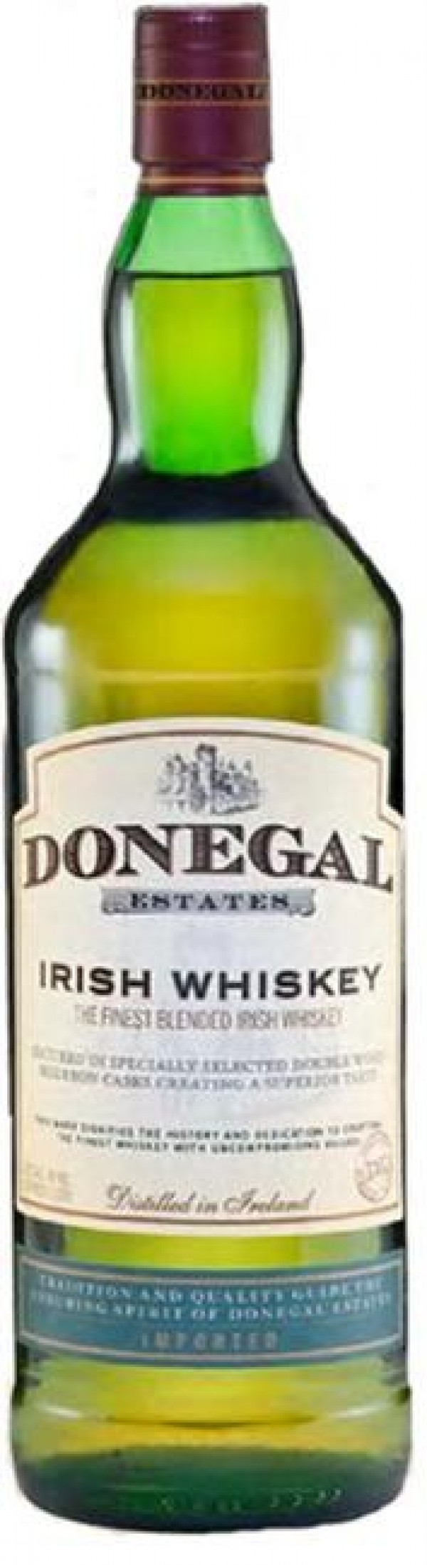 Donegal Estates Irish Whiskey