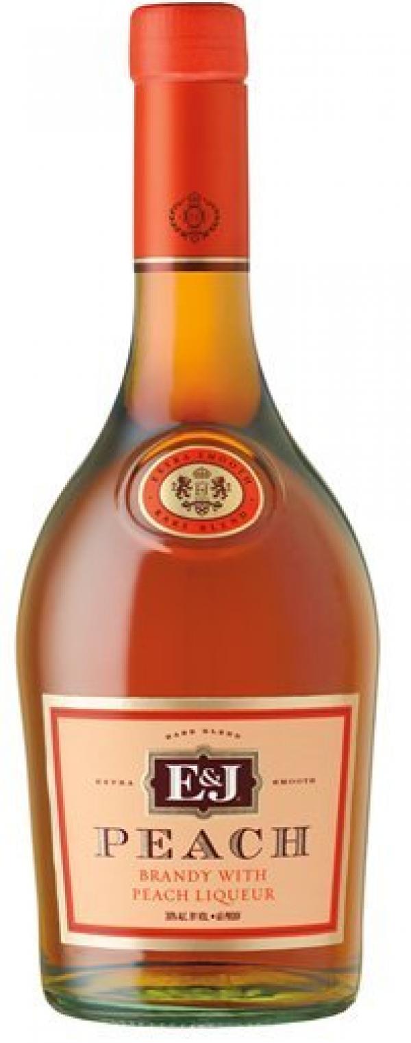 E & J Peach Brandy