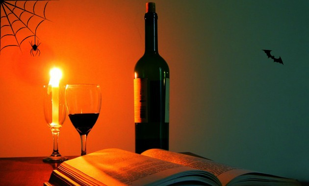 5 Spook-tacular Blood-Red Wines for Halloween