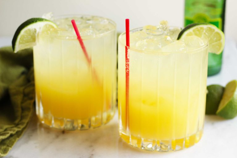 Orange Vodka Limeade