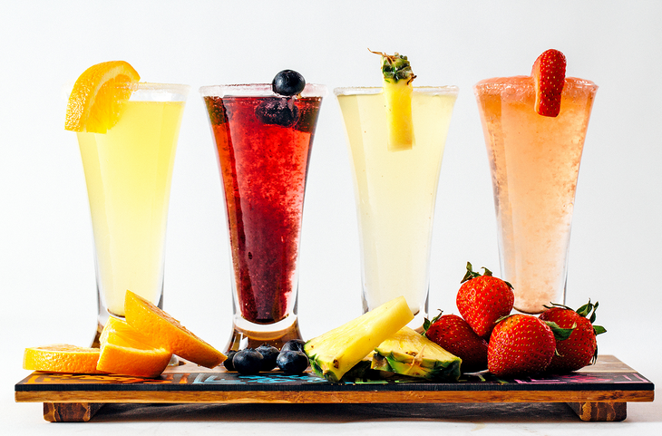 Mimosa Mash Up —4 Takes on Brunch's Favorite Cocktail!