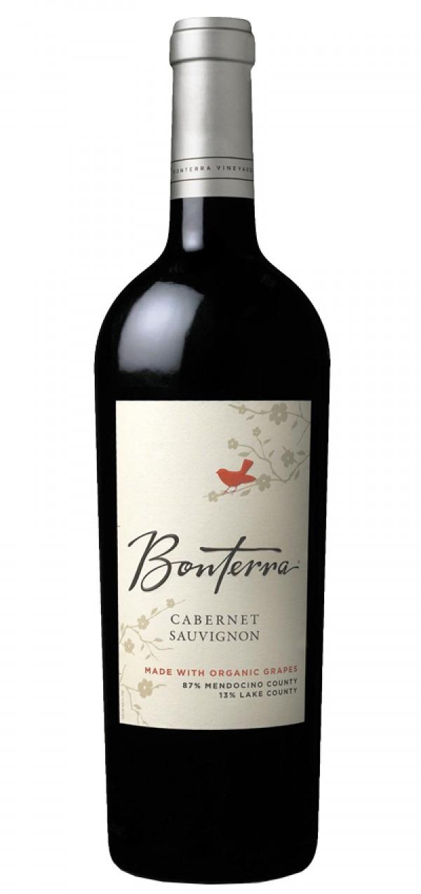 Bonterra Organically Grown Cabernet Sauvignon