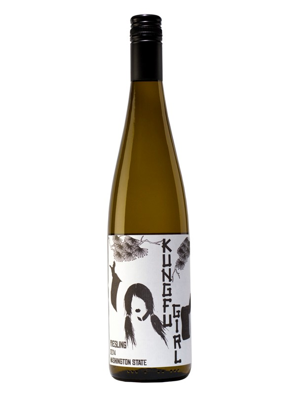 Charles Smith Riesling Kung Fu Girl