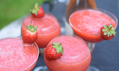 Make Frosé at  Home!