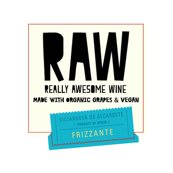 Raw Frizzante Label