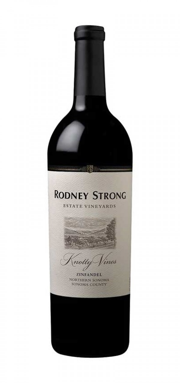 Rodney Strong Zinfandel Estate Knotty Vines