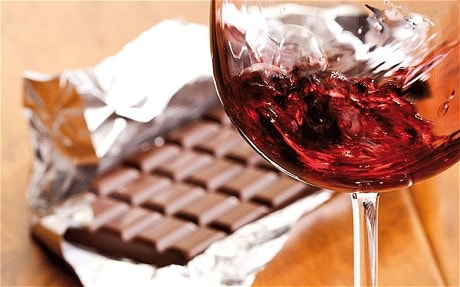 Perfect Wine & Chocolate Pairings