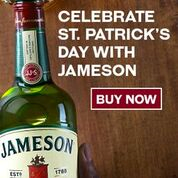 Lets' Celebrate with Jameson